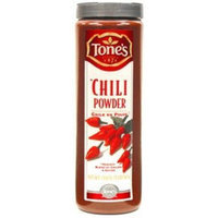 Tones Tone's Chili Powder - 20 oz. shaker