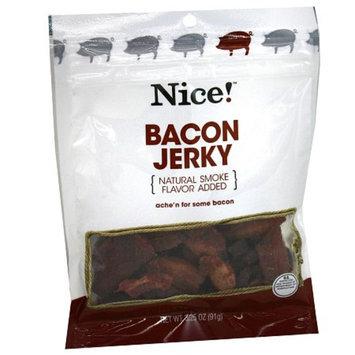 Nice! Bacon Jerky