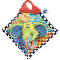 Playgro Zany Zoo Teething Blanket