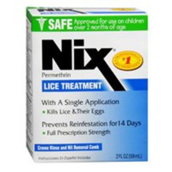 Nix Lice Treatment, 2 oz.