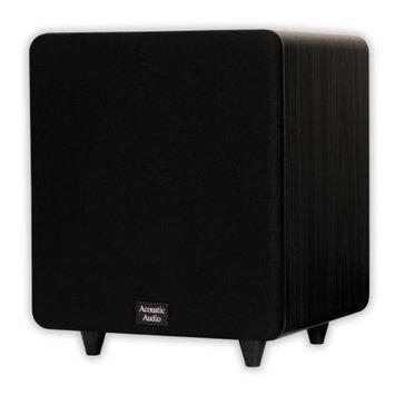 Acoustic Audio Cinema CS-PS10-B Black 400W 10