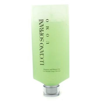 Luciano Soprani Uomo Shampoo & Shower Gel 200ml/6.7oz
