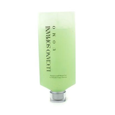 Luciano Soprani Uomo Shampoo & Shower Gel 200ml/6.7oz