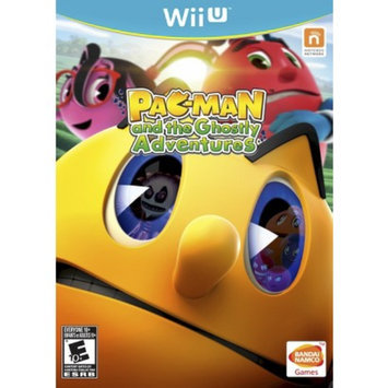 Namco Pac Man: Ghostly Adventures (Nintendo Wii U)