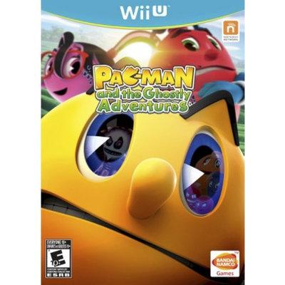 Namco Pac Man: Ghostly Adventures (Nintendo Wii U)