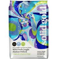 Solid Gold Fit as a Fiddle Grain Free Adult Alaskan Pollock Recipe