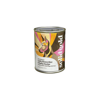 Super-dog Pet Food Company Solid Gold Hund-N-Flocken Canned Dog Food 12 Pack