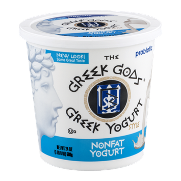 The Greek Gods Greek Yogurt Style Nonfat Yogurt