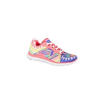 Skechers Flex Appeal Arrowhead Women's Athletic Shoes, Size: 9.5, Grey
