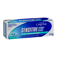 CareOne Sensitive Enamel Guard Anti-Cavity Toothpaste Fresh Mint