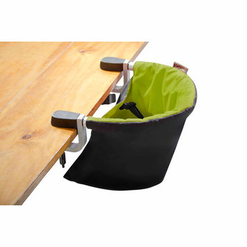 Mountain Buggy POD Clip-On High Chair in Lime