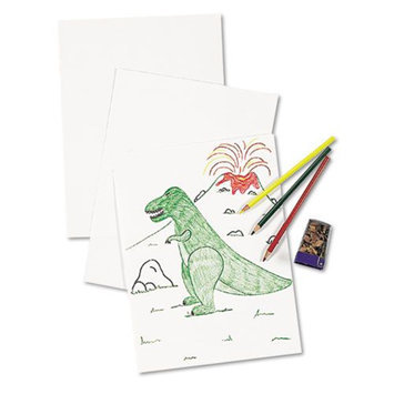 Pacon Creative Products Pacon Bright White Sulphite Drawing Paper