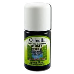 Oshadhi - Synergy Blend, Creative & Confident, 10 ml