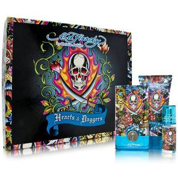 Ed Hardy Hearts Daggers by Christian Audigier for Men Set