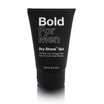 Bold for Men - Dry Shave Gel - 4 oz.