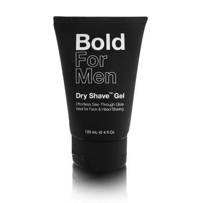 Bold for Men - Dry Shave Gel - 4 oz.