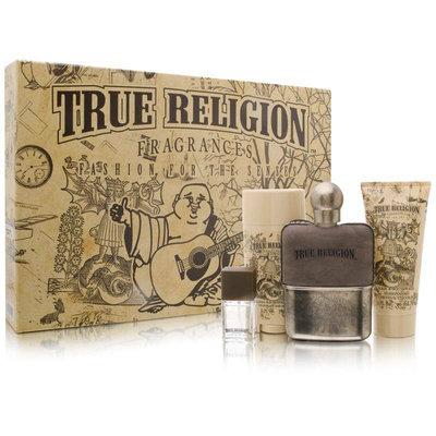 True Religion 'True Religion' Men's Five-piece Fragrance Set