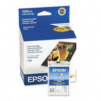 Epson T029201 (T029401) Tri-Color Ink Cartridge