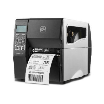 Zebra Technologies Corporation Zebra ZT230 Direct Thermal/Thermal Transfer Printer - Monochrome - Desktop