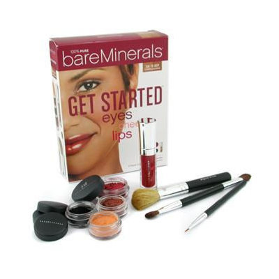 Bare Escentuals Tan-Deep Get Started Eyes, Cheeks, Lips