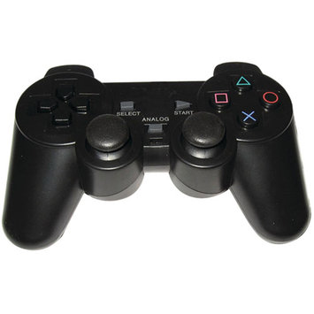 Eforcity Innovation 739549 Dual Shock 2 Controller compatible with Playstation 2