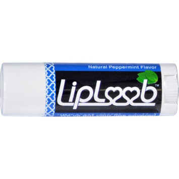 Simply Slick - LipLoob Lip Balm Natural Peppermint Flavor