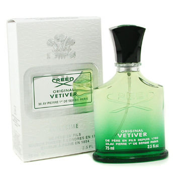 Creed Vetiver by Creed Eau De Parfum Spray 2.5 Oz