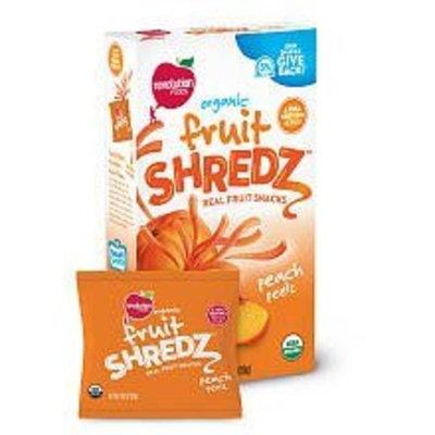 Nest Collective Revolution Foods Fruit Shredz Peach Peelz