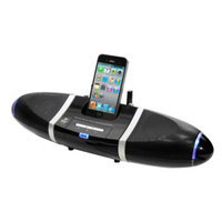 Pylehome PyleHome PIWPD3 iPod-iPhone Wireless Speakers Docking Station with Aux Input