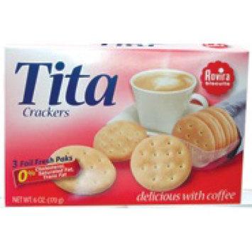 Rovira Tita Crackers Foil Pak 8oz