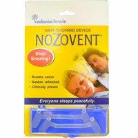 Scandinavian Formulas Nozovent Anti-Snoring Device 2 Pieces