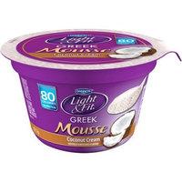 Light & Fit® Greek Coconut Cream Nonfat Yogurt Mousse