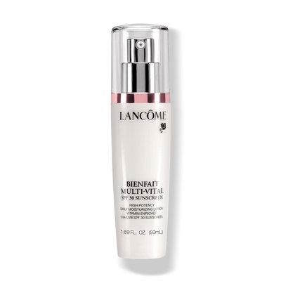 Lancôme BIENFAIT MULTI-VITAL SPF 30 Sunscreen High Potency Daily Moisturizing Lotion 1.69 oz