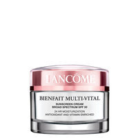 Lancôme BIENFAIT MULTI-VITAL - SPF 30 CREAM - High Potency Vitamin Enriched Daily Moisturizing Cream 1.69 oz
