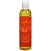 SheaMoisture Argan Oil & Raw Shea Bath, Body & Massage Oil