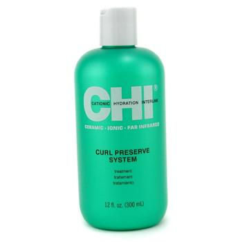 Chi Cationic Hydration Interlink CHI by CHI CURL PRESERVE TREATMENT 12 OZ