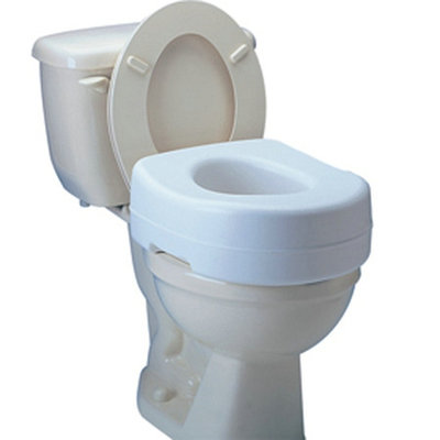 Carex Raised Toilet Seat