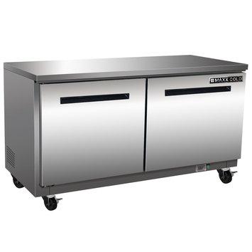 Maxx Cold 60 in. Undercounter Refrigerator MXCR60U