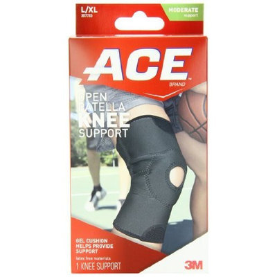 ACE Open Patella Knee Support, Large/Extra Large