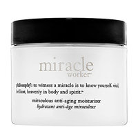 philosophy the miracle worker miraculous a.m. pads