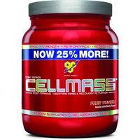 BSN CellMass Fruit Punch, 50 servings, 1.76 Pound