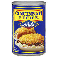 Cincinnati Recipe Original Chili, 15 oz (Pack of 12)