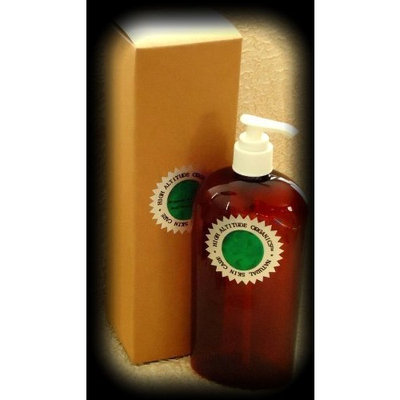 HighAltitudeOrganics ATHLETHERAPY TM Deep Tissue - Muscle Rescue Massage Oil 100% All-Natural and Organic - 16oz
