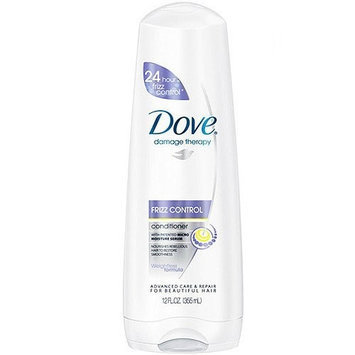 Dove Damage Therapy Frizz Control Conditioner, 12 Ounce