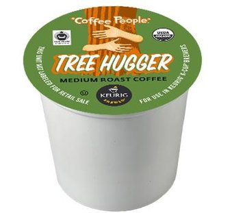 Tree Hugger K-Cup® Coffee