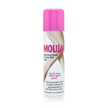 Moujan Depilatory Foam for Legs and Body