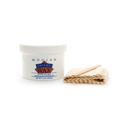 Moujan 2000 Cold and Hot Wax, 12 oz