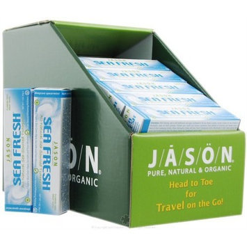 JĀSÖN Jason Healthy Mouth Toothpaste-1 oz, Travel Size