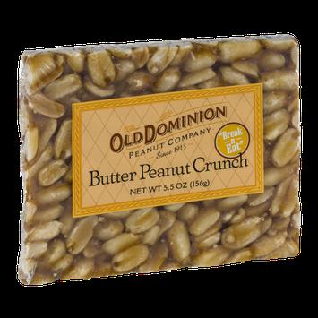 Old Dominion Peanut Company Butter Peanut Crunch