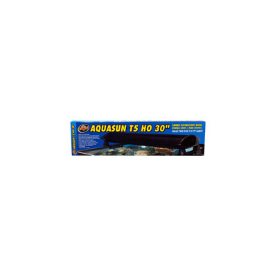 Zoo Med Laboratories AZMAF230 Aquasun T5 High Output Fluorescent Hood 30 in. 2x24W